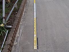 地下水位測定