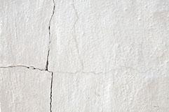 事例3:地震による地盤のずれ